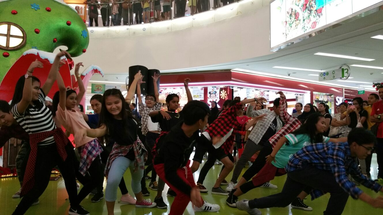 Performances at Clementi Mall – The Little Arts Academy